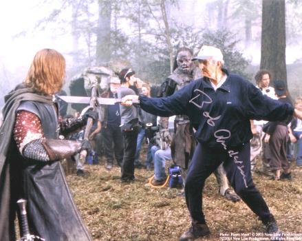 Bob Anderson dies. (sword master) Anders10
