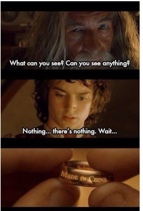 Lord of the Rings Humour: Parodies, Satires and More - Page 40 Screen41