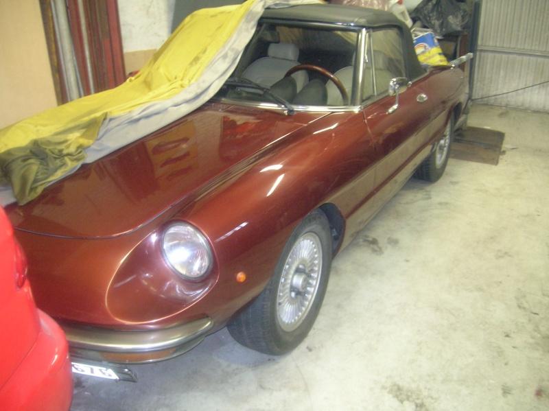 Bruno 4420 vend une Alfa Spider 1981 Dscn1918