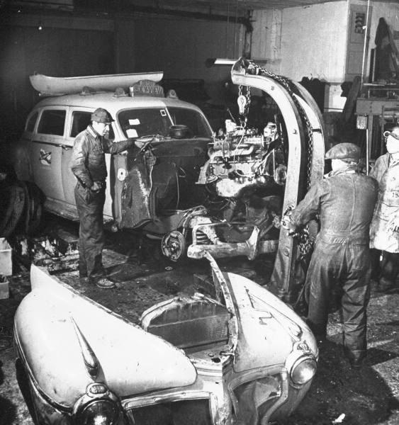 Garages anciens 19935110