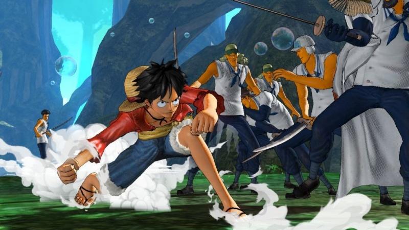 One Piece : Pirate Musou One-pi11