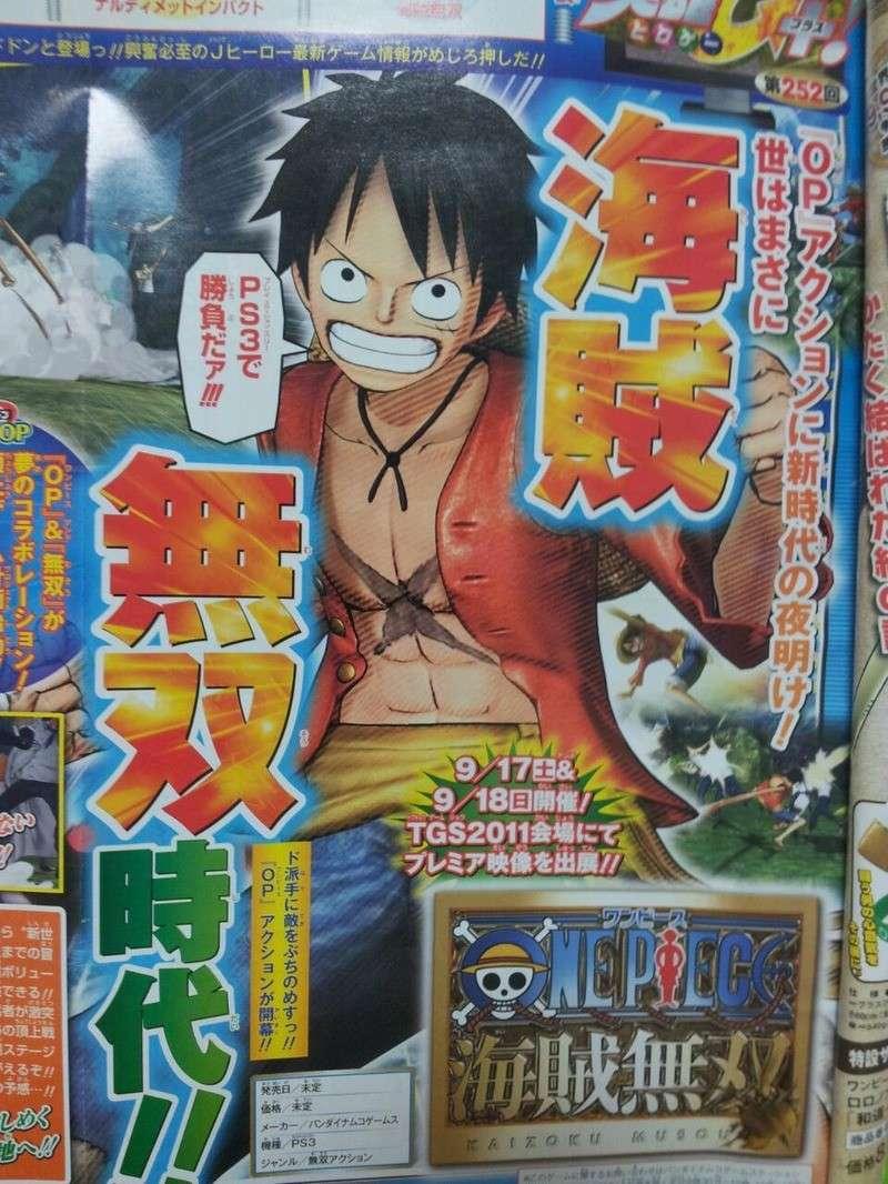 One Piece : Pirate Musou One_pi10