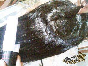 Cómo alisar una peluca (y no morir en el intento) E0935410