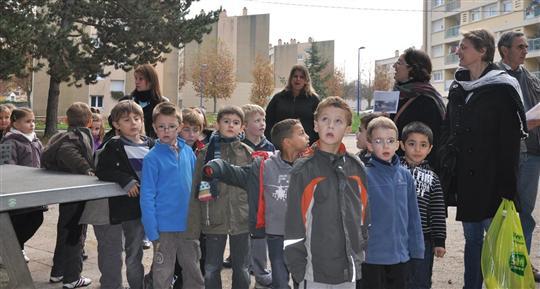 Actions du PAH auprès des élèves  Accomp11