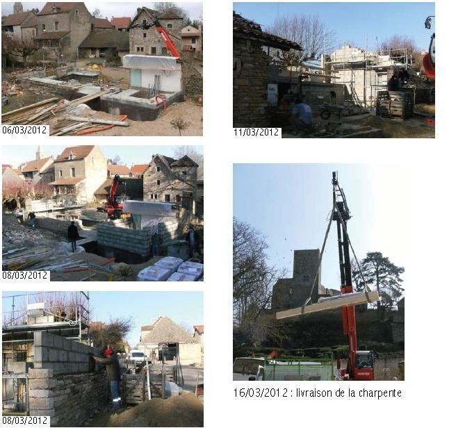 Extension de l'accueil du château Branci27