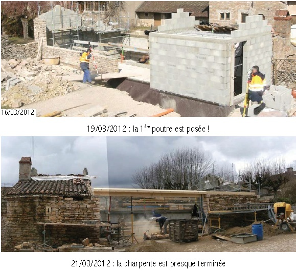 Extension de l'accueil du château Branci28