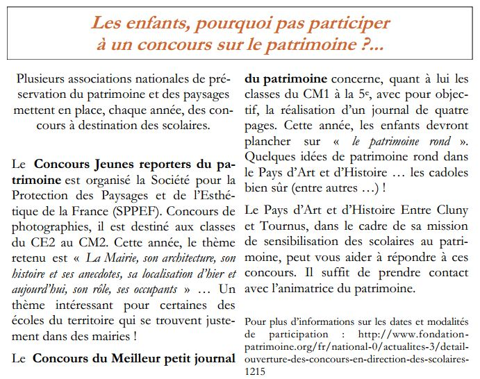 PAH Newsletter N°10 Concou11