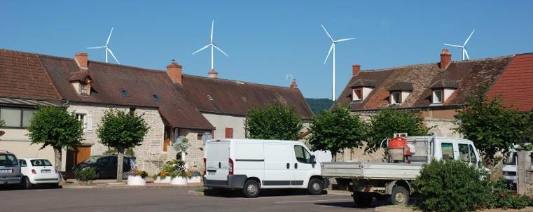 « L'éolien est-il une solution pour la Saône-et-Loire ? » Genoui11