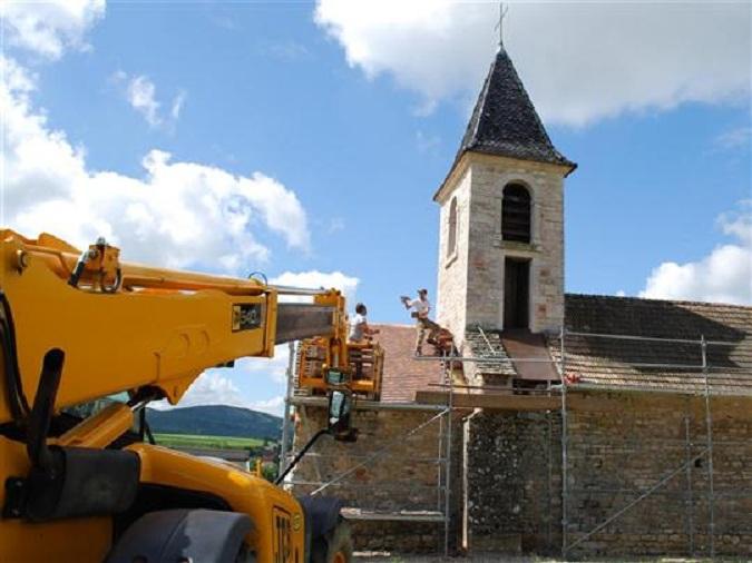 Les activités de Lugny Patrimoine Les-gr10
