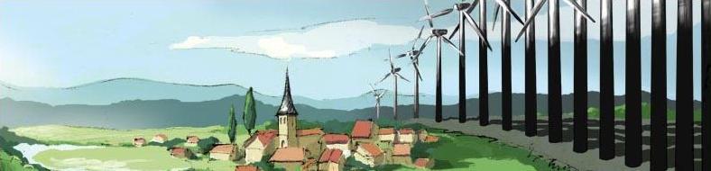 « L'éolien est-il une solution pour la Saône-et-Loire ? » Non_ao10