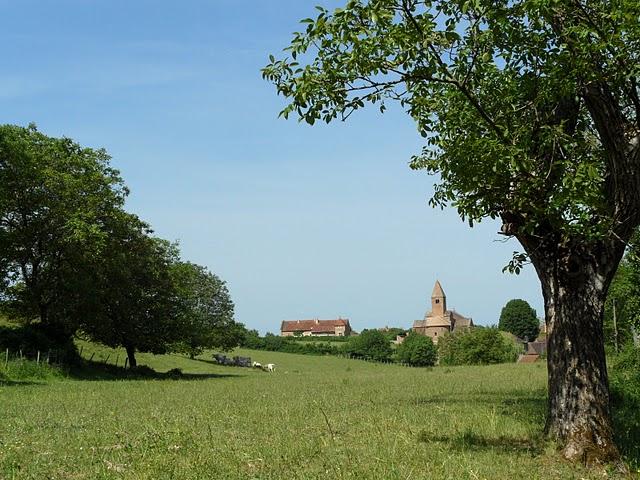 Présentation de la Chapelle sous Brancion, Culture et Patrimoine Ozenay11