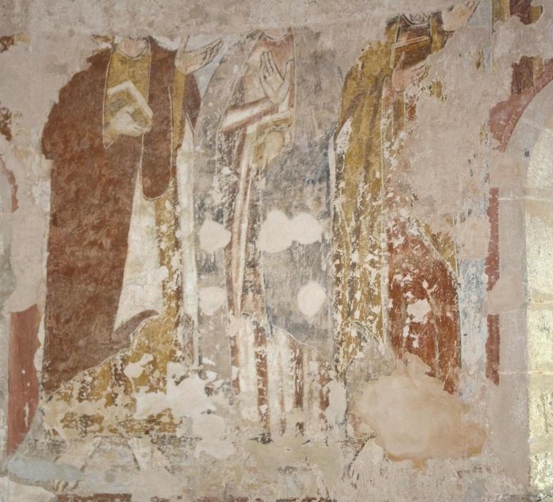 Présentation de la Chapelle sous Brancion, Culture et Patrimoine Peintu13