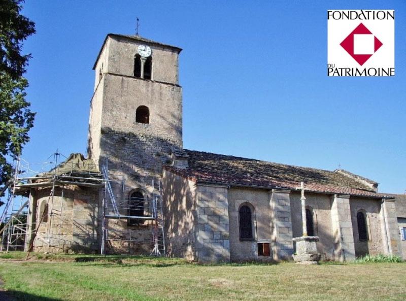 Association Sauvegarde du Patrimoine de l'église de Buffières Photo_14