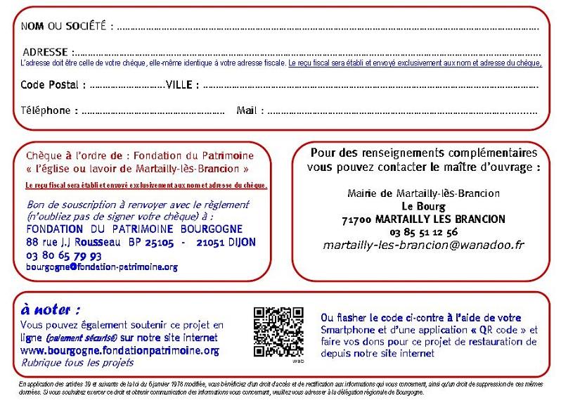 souscription Martailly 2012  Souscr14