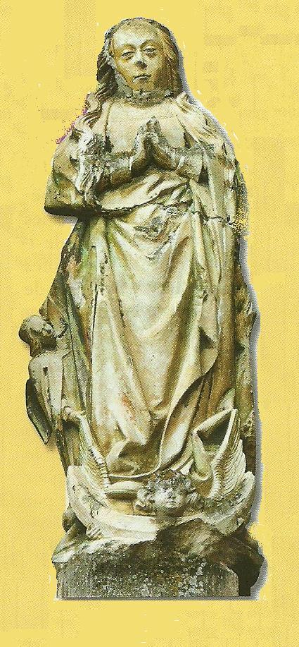 Présentation de la Chapelle sous Brancion, Culture et Patrimoine Viarge10