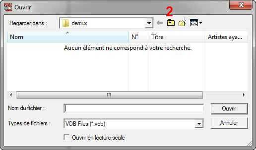 Tutoriel re-sous-titrage DVD Vobedi11