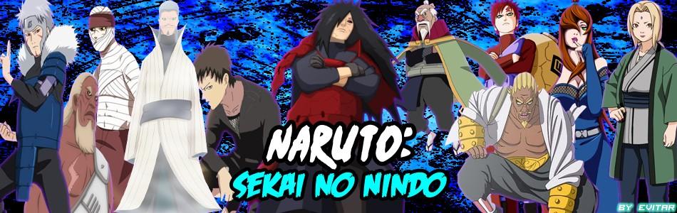Naruto: Sekai no nindo