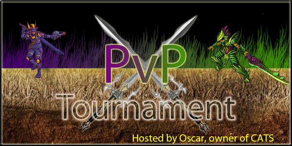 Upcoming PvP events! With prizes too! O5zilk10