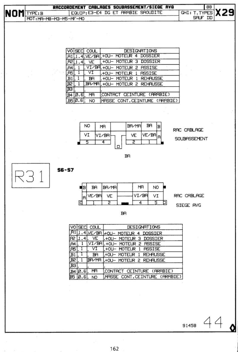 Connecteur électrique sous sieges AV 10_pri10