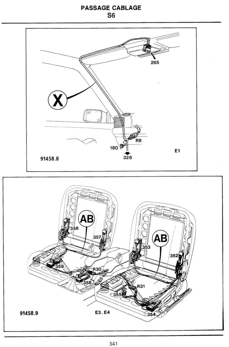 Connecteur électrique sous sieges AV 6_page10