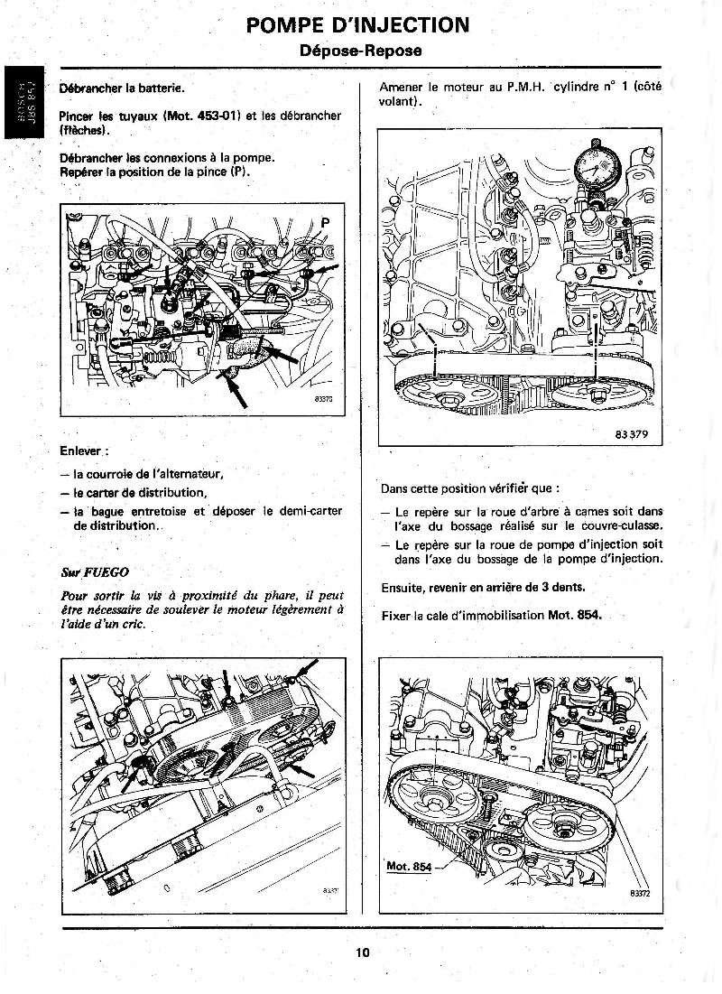 Tarif d'un calage d'avance de pompe injection Diesel - Page 2 Page1010