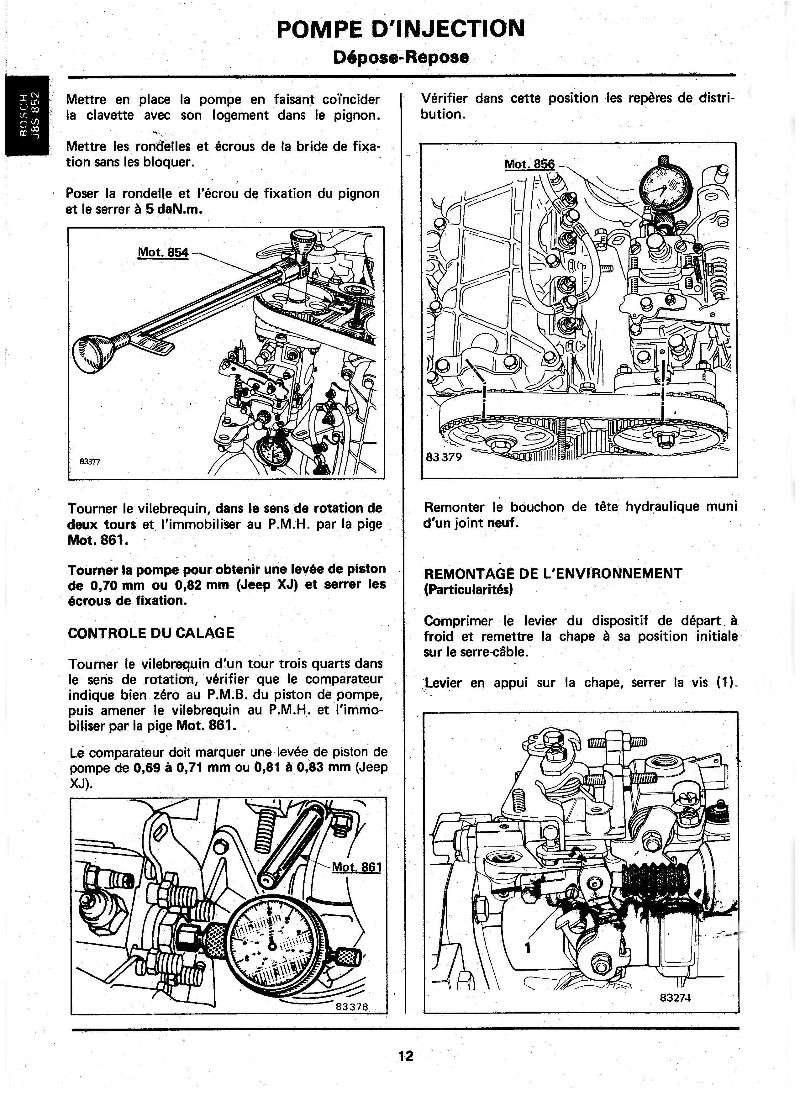 Tarif d'un calage d'avance de pompe injection Diesel - Page 2 Page1210