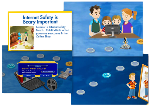 Bearville Teaches Kids About Internet Safety With A Fancy New Board Game! Bgfnew10