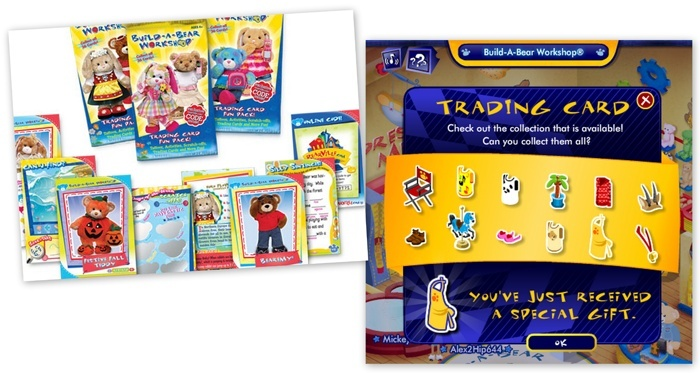 Build-A-Bear Workshop Trading Card Fun Pack Screen16