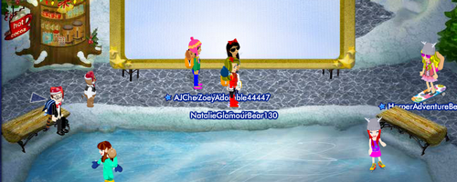 North Pole Now Open! New Games and Freebies! Screen30