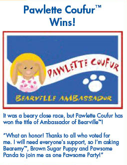Four More Years For Pawlette Coufur! Screen67