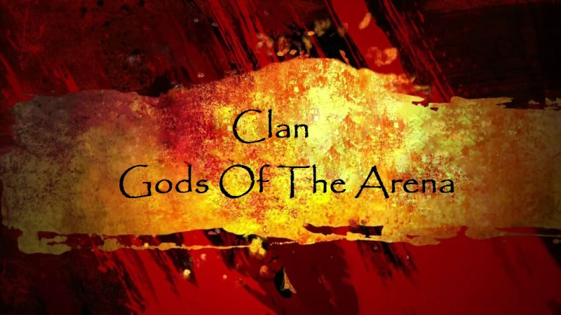Clan Gods Of The Arena