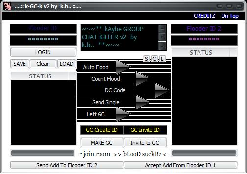 mig33 - kAybe Group Chat Killer v2 by  k.b.. New_bi10