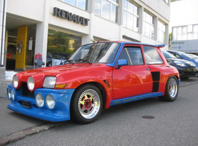Turbo 1 de Alain Delon Turbo110