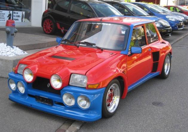 Turbo 1 de Alain Delon Turbo111