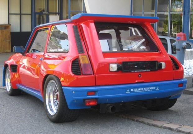 Turbo 1 de Alain Delon Turbo112
