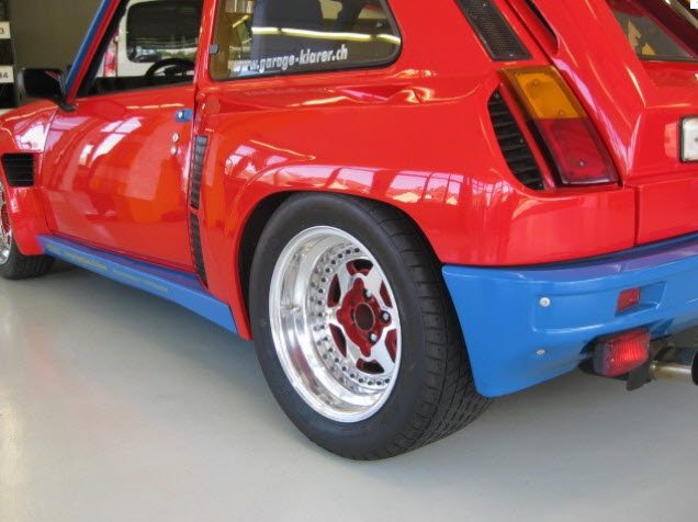 Turbo 1 de Alain Delon Turbo113