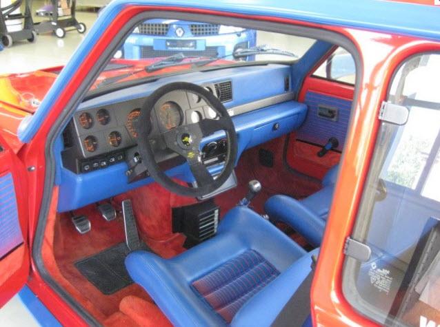 Turbo 1 de Alain Delon Turbo114