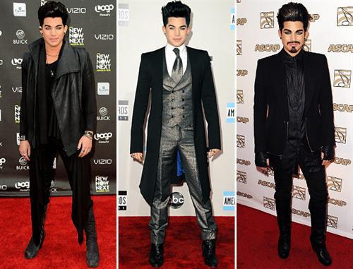 Adam Lambert News : 31 : 12 : 11 Hottes10