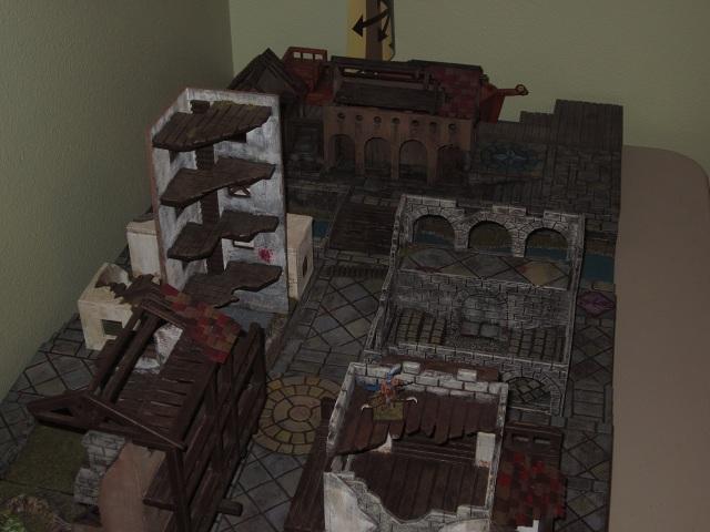 Marienburger Leader & Modular Game Board Glimpse 110