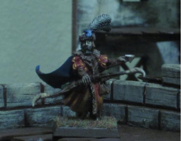 Marienburger Leader & Modular Game Board Glimpse 411