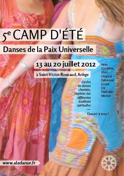 Danses de la Paix Universelle Affich10