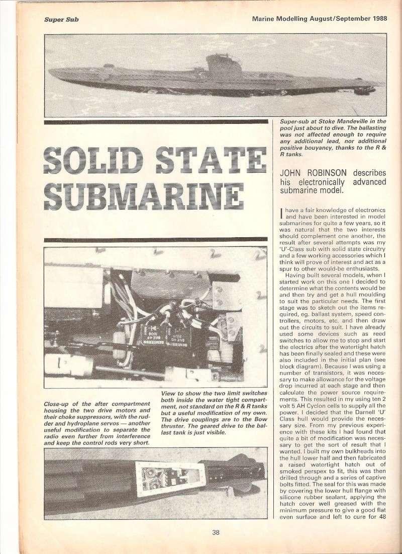 u class submarine  artical from1988 U_clas10