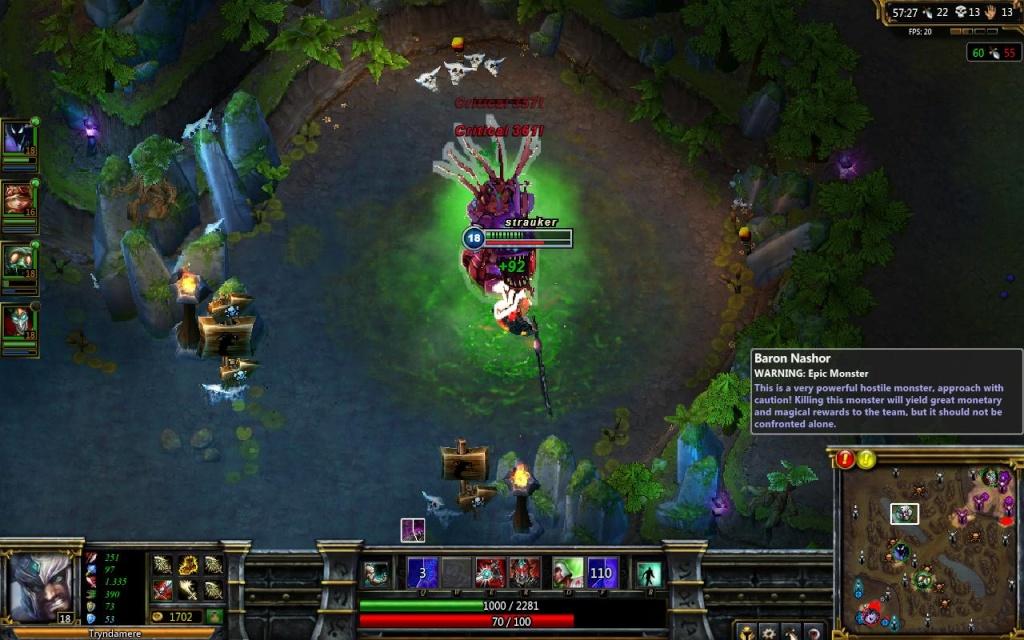 League Of Legends Baron10