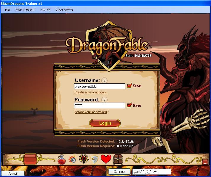 BlazinDragonz trainer z1 Screen11