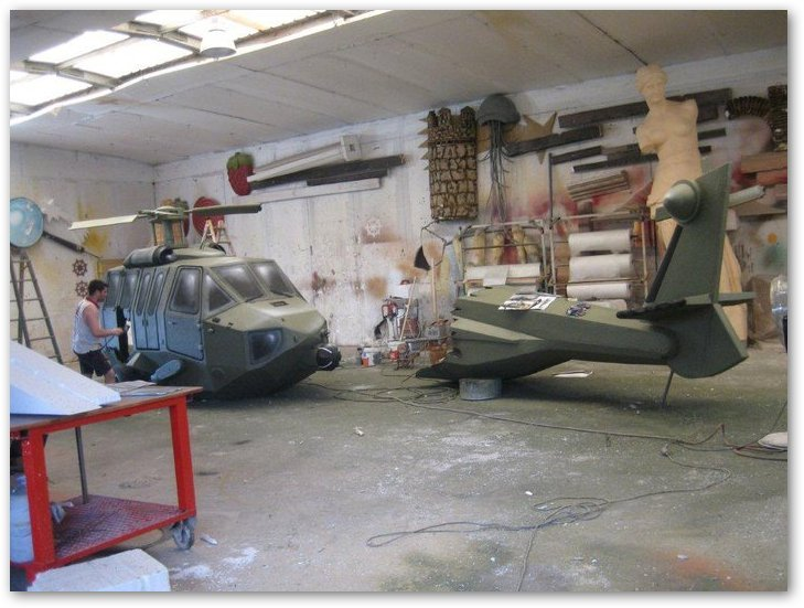 Campo de Airsoft ISMAMOA Sshot-12