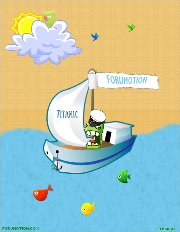 Welcome aboard for the 3D Titanic contest !  - Page 2 Try210
