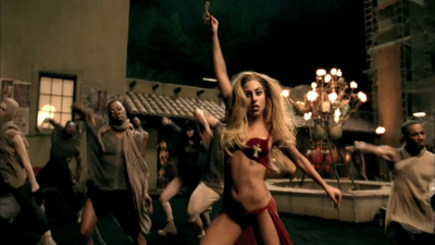 Beyonce et Sasha Fierce son entité démoniaque. Normal11