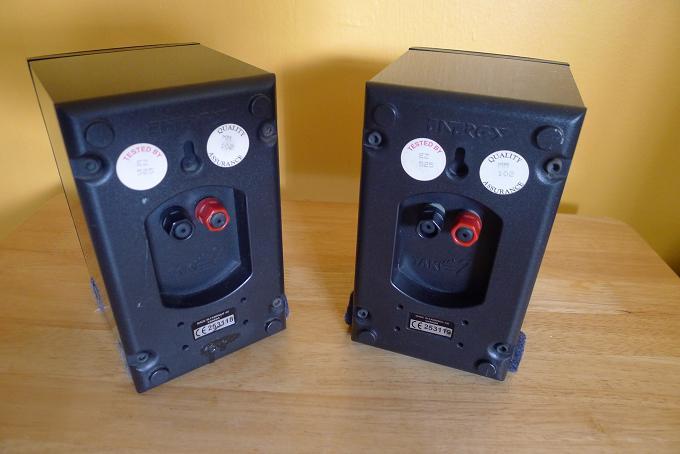 Energy Take 2 Speakers P1000812