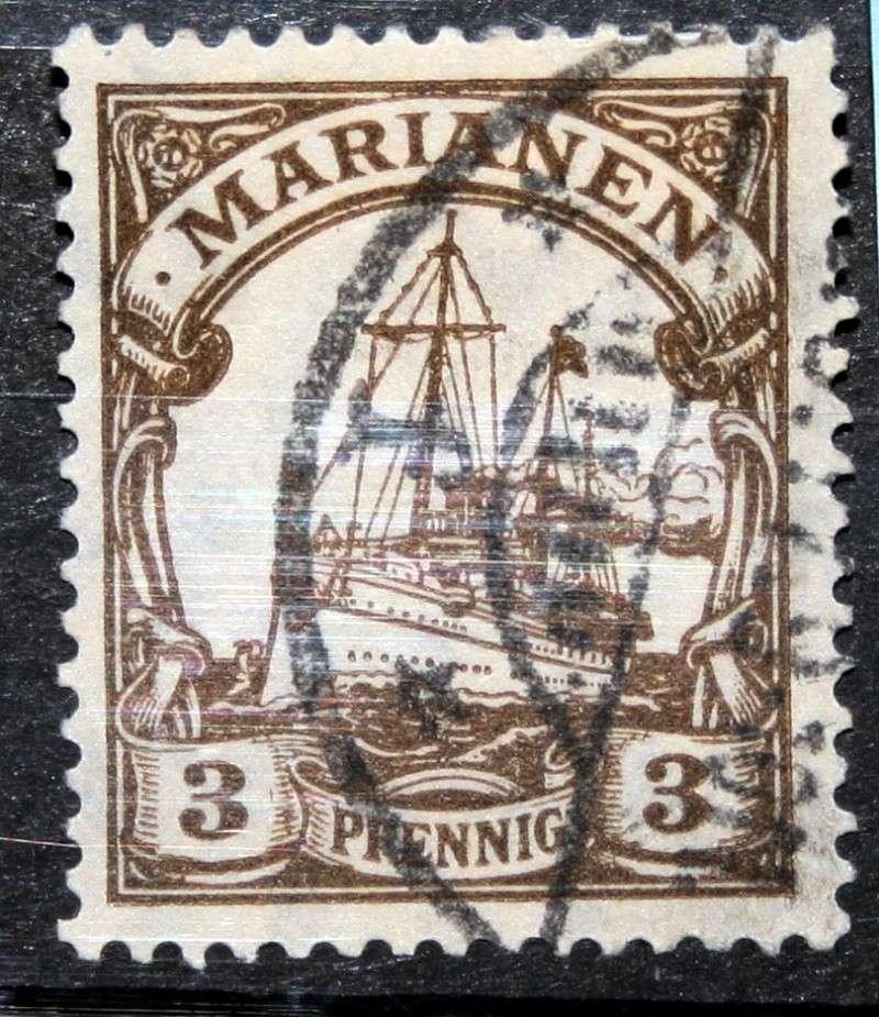 Michel Deutsche Kolonien Marianen 20 11110