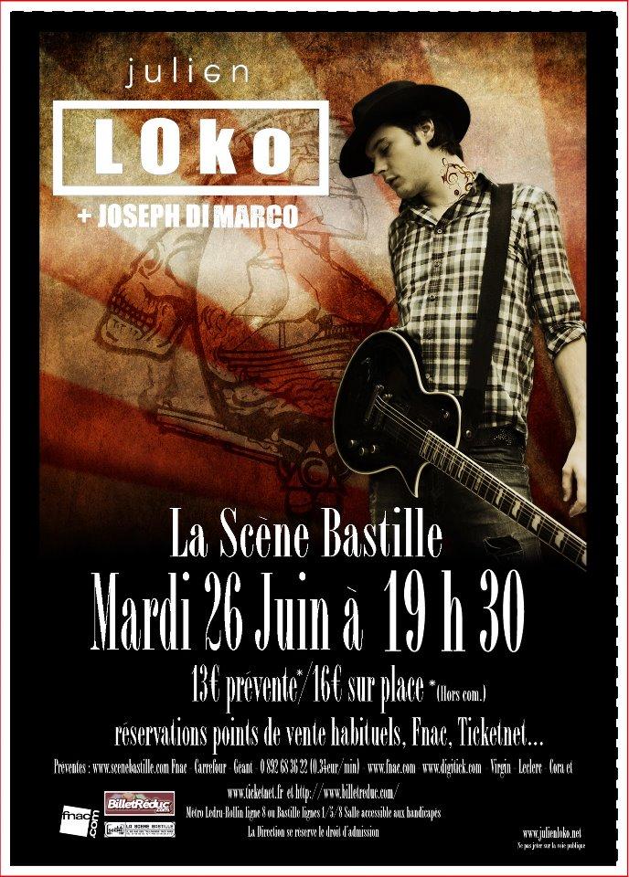 La Scène Bastille (Paris) - 26/06/12 57660310